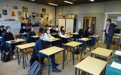 Ondernemers voor de klas